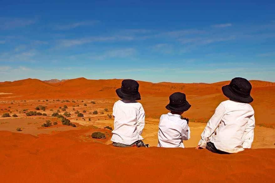 Que visiter la famille en Afrique?