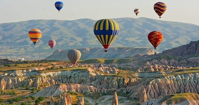 Quoi voir En Turquie?