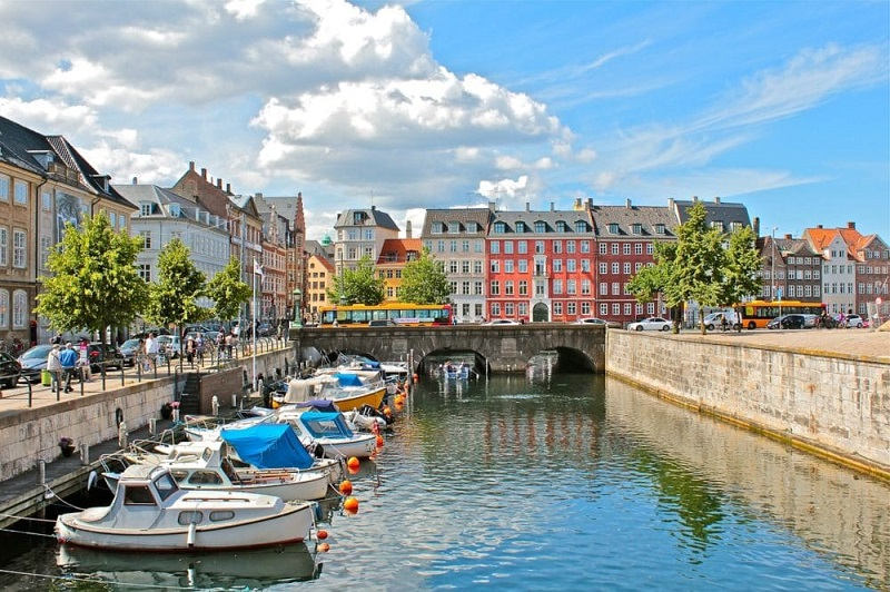 Que visiter à Copenhague